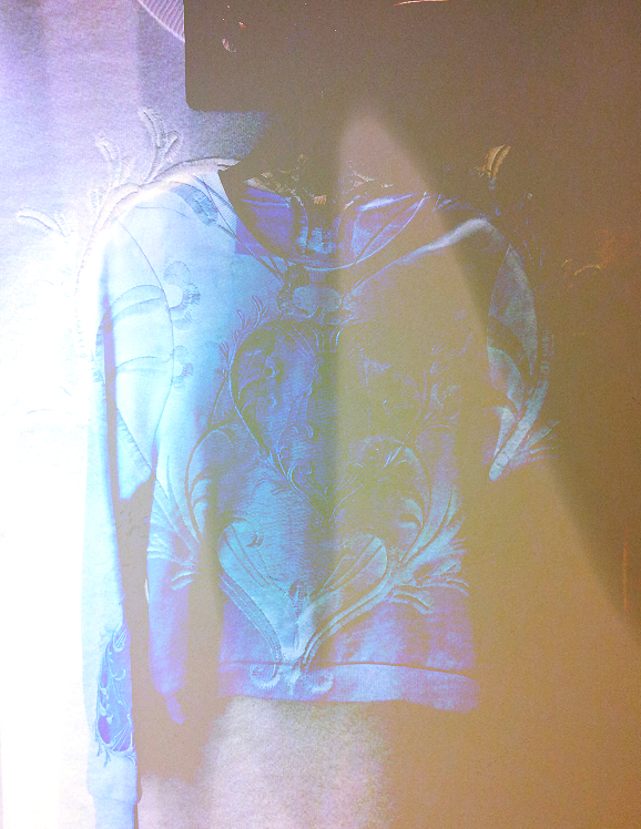 homage to my hm sweatshirt